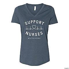 Support Nurses Women's T-Shirt - 2XL