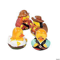 Swashbuckling Pirate Rubber Duckies