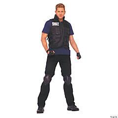 Swat Men's Costume