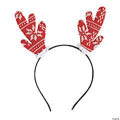 Sweater Pattern Reindeer Headbands