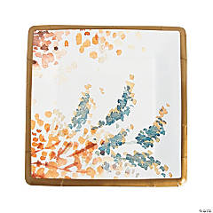 Sweet Fall Paper Dinner Plates - 8 Ct.