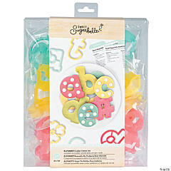 Sweet Sugarbelle Alphabet Cookie Cutter Set 27/Pkg