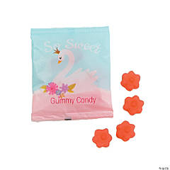Sweet Swan Gummy Fun Packs
