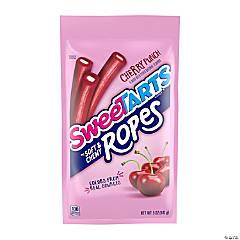 Sweetarts Cherry Ropes 5oz, 6 Count