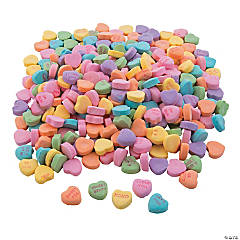 Sweethearts® Candy Dish Pack