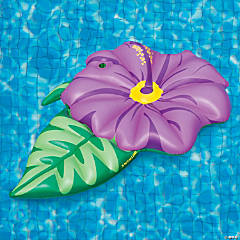 Swimline® Inflatable Hibiscus Pool Float