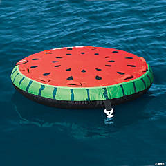 Swimline<sup>&#174;</sup> Inflatable Watermelon Pool Float Towable