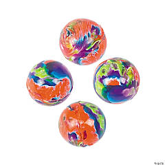 Swirl Bouncing Balls