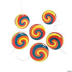 Swirl YoYos