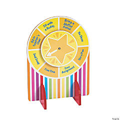 Tabletop Classroom Reward Spinner