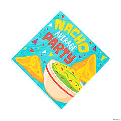 Taco Luncheon Napkins