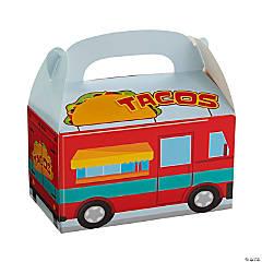 Taco Truck Treat Boxes