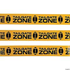 Tailgate Zone Caution Tape