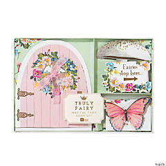 Talking Tables Truly Fairy Door Centerpiece Set