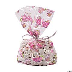 Tea Party Cellophane Bags
