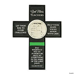 Teacher's Cross