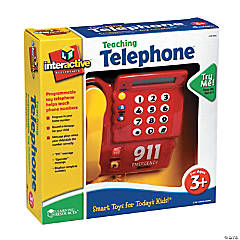 Teaching Telephone Gr Pk+