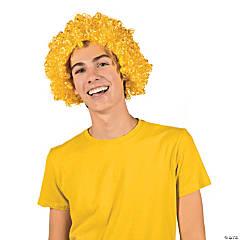 Team Spirit Yellow Wig
