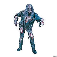 Teen Boy's 3D Zombie Costume