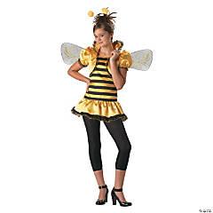 Teen Girl's Honey Bee Costume - Large