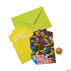 Teenage Mutant Ninja Turtles™ Invitations