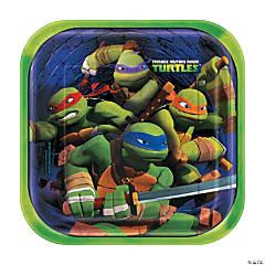 Teenage Mutant Ninja Turtles Paper Dinner Plates - 8 Ct.