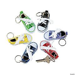 Tennis Shoe Keychains PDQ