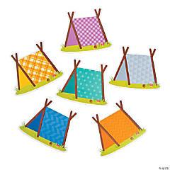 Tent Shaped Cutouts