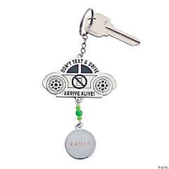 Texting Keychain