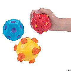 Textured Stress Toys