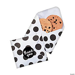Thank You Envelope Treat Bags with Stickers