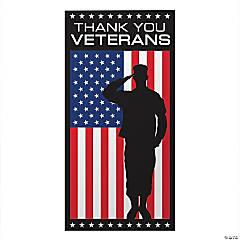 Thank You Veterans Door Cover