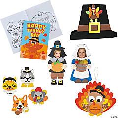 Thanksgiving Boredom Buster Kit