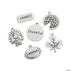 Thanksgiving Charm Assortment