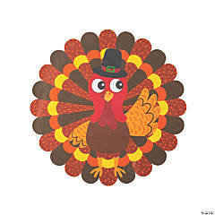 Thanksgiving Turkey Placemats