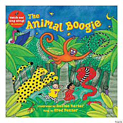 The Animal Boogie - Paperback w/CD, Qty 3
