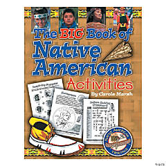 The Big Book of Native American Activities