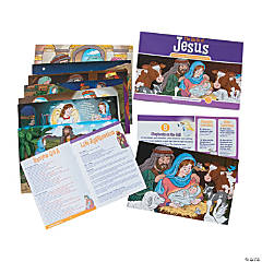 The Birth of Jesus Teacher Companion