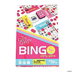 The Golden Girls Deluxe Bingo Game