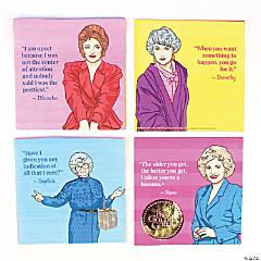 The Golden Girls Luncheon Napkins