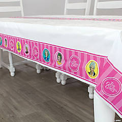 The Golden Girls Plastic Tablecloth