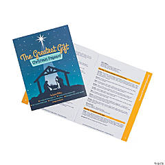 The Greatest Gift Christmas Pageant Script