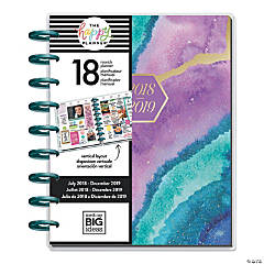 The Happy Planner® 2018-2019 Agate 18-Month Planner