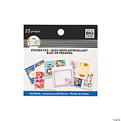 The Happy Planner<sup>®</sup> Fun Florals Tiny Sticker Pad