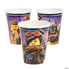The LEGO Movie 2: The Second Act® Cups