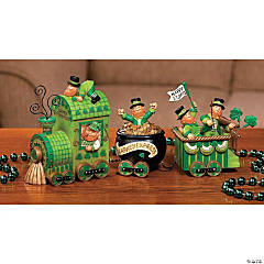 The Leprechaun Express Train