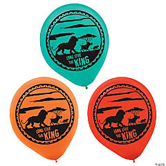 "The Lion King™ 12"" Latex Balloons"