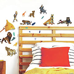 The Lion King Character Peel & Stick  Decals