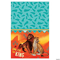 The Lion King™ Paper Tablecloth