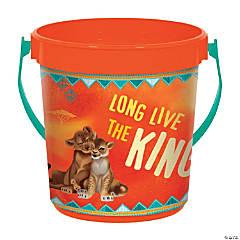The Lion King™ Plastic Favor Pail